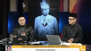 Datuk Seri Rossa sebak ceritakan pengalaman bersama Paduka Ayahanda Sultan Haji Ahmad Shah