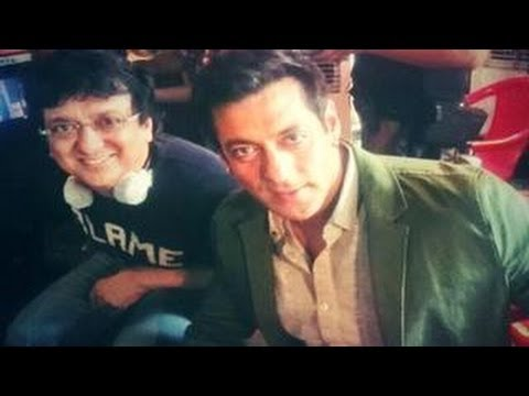 Salman Khan Caught on the Sets of KICK BEHIND THE SCENES