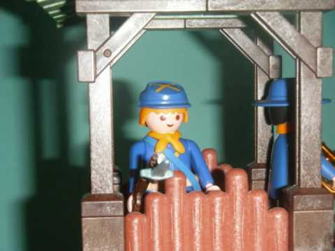 Playmobil: ACW-The Battle of Gettysburg Part 1 Trailer