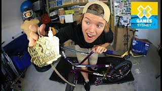 THE JOURNEY TO X GAMES GOLD!