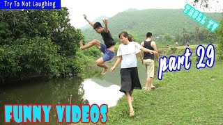 TRY NOT TO LAUGH | Funny Videos | Funny Fails Compilation June 2019 | TROLL TV #29