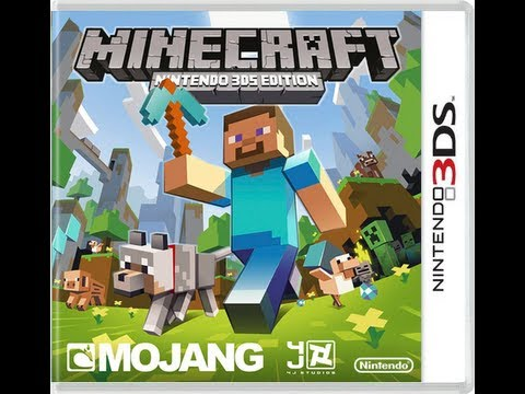 Minecraft for 3ds - 4700