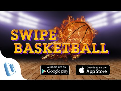 Swipe Basketball APK Cover