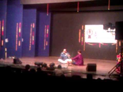 Flute on Stage - 1st time - Chingari Koi Bhadke