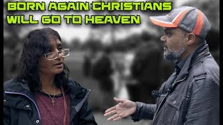 Video: In John 5:30, what God can do nothing by himself? - Hashim vs Indian Christian
