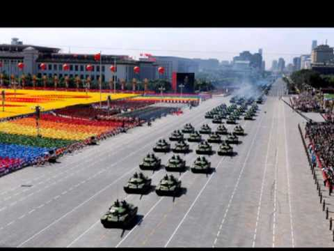 CHINA SE UNE A RUSIA, ORDENA AL EJ ÉRCITO PREPARARSE PARA LA TERCERA GUERRA MUNDIAL