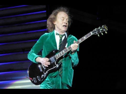 """AC/DC - DIRTY DEEDS DONE DIRT CHEAP - Vienna 19.05.2016 (""""Rock Or Bust""""-Worldtour 2016)"""
