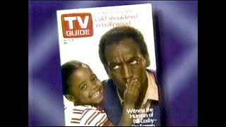 Meet The Complex Star of The Cosby Show - TV Guide Commercial (1984)
