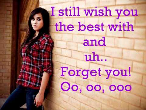 Forget You by: Cee Lo Green (cover) by: Megan Nicole and Jason Chen (lyrics)