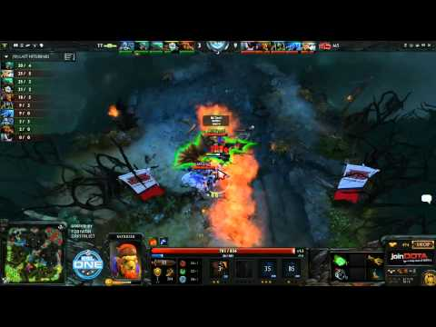 Team Tinker vs Moscow 5 Game 1 - ESL One NY EU Qualifier @TobiWanDOTA @TobiWanDOTA