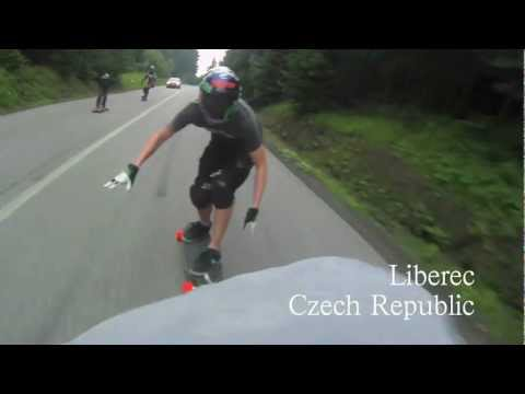 Longboarding, Fun with Friends: 2011 European Tour Recap Part 1