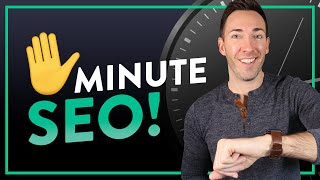SEO Made Easy: Ranking in Less than 5 Minutes a Day