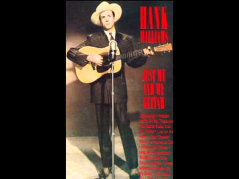 Hank Williams - Help Me Understand