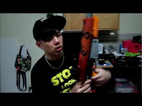 PWND #27: ERTL Pump Action Shotgun Mod - The