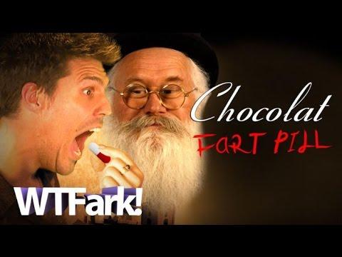 【購入可能】オナラがチョコレートの香りになる錠剤が登場!
