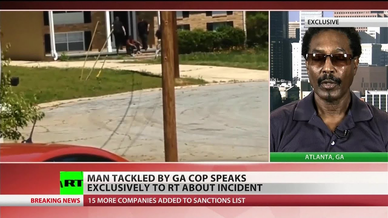 Cops occupy black America like a military force – police reform activist