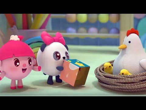 Малышарики - новые серии - Кубик (154 серия) Развивающие мультики для самых маленьких