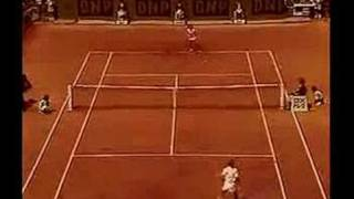 Graf Navratilova French Open 1987