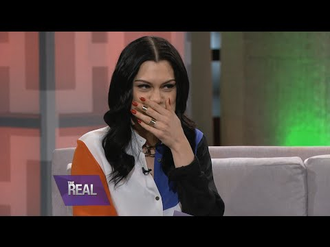Jessie J Sings With A Mouth Full Of Marshmallows! video