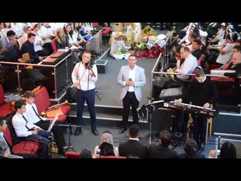 Vasile Oprea & Marian Mocanu - Doamne vreau sa te slujesc ct voi traii  ( Efrata Oradea )