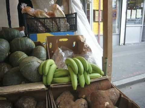 Afro-Caribbean Vegetables. West Indian. Caribbean and African vegetables. thumbnail