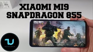 Xiaomi Mi 9 Call of Duty Mobile GLOBAL Gameplay/Snapdragon 855 Max graphics 60 FPS