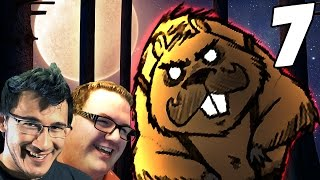 ATTACK OF THE WEREBEAVER!! | Don't Starve Together - Part 7