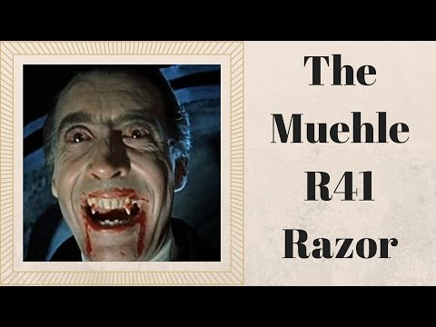 The Muhle R41 Razor