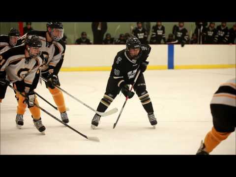 Highlights Nationals Teton Hockey vs Monroe Community College 2-23-14