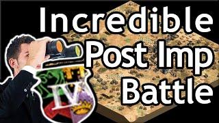 Incredbile AoE2 Imperial Battle!