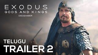 EXODUS: GODS AND KINGS | Telugu Official Trailer 2 [HD]