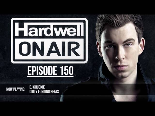Hardwell On Air 150