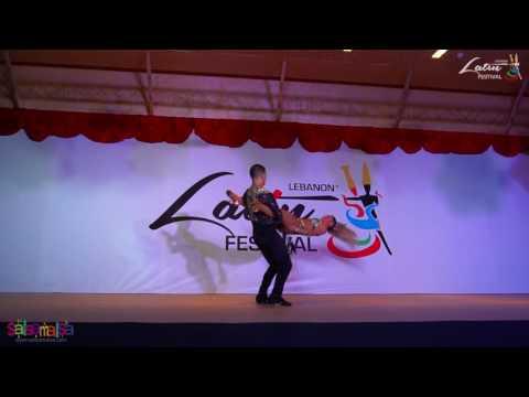 World Champions Ricardo & Karen | Lebanon Latin Festival 2016