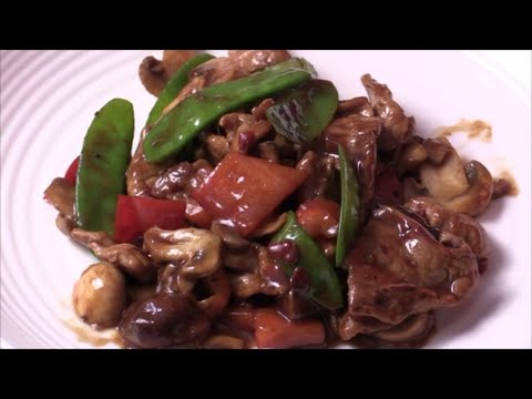 Pork Stir-Fry With Vegetables(Wheat and Gluten Free)