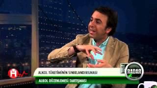 BARIŞ KARAOĞLAN - HTV - TELERADAR - ALKOL KULLANIMI