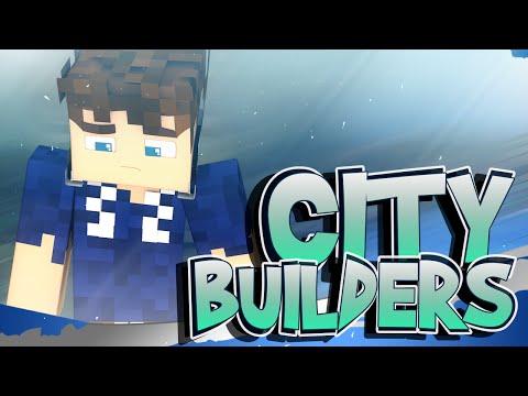 JULLIE PESTEN MIJ!! - Minecraft City Builders #2 (Nieuwe Serie)