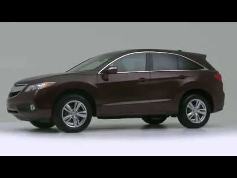 2013 Acura RDX Video