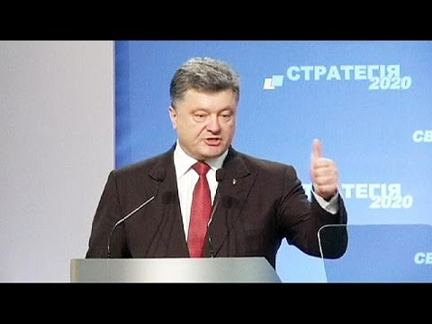 Ukraine: Kyiv reacts to Poroshenko's plans for reform
