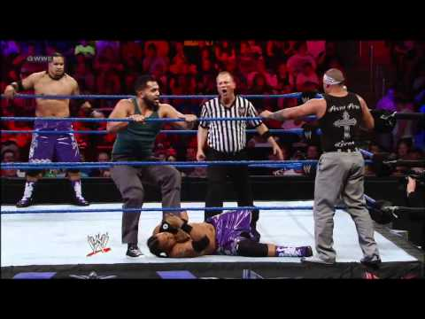 Wwe Superstars 28.06.2012 - The Usos Vs. Hunico & Camacho video
