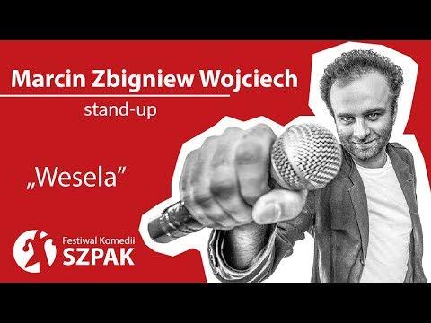 Marcin Zbigniew Wojciech Stand-up -