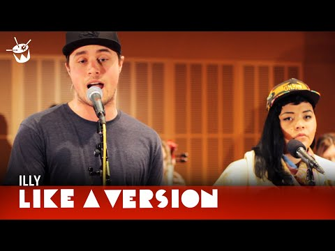 Illy covers Silverchair, Hilltop Hoods, Paul Kelly, Flume for Like A Version