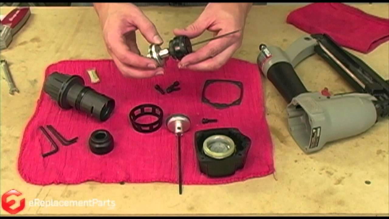 How To Install A Driver Maintenance Kit On A Porter Cable