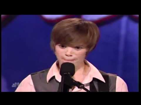 Dani Shay - What The Hell [ American's Got Talent ] video