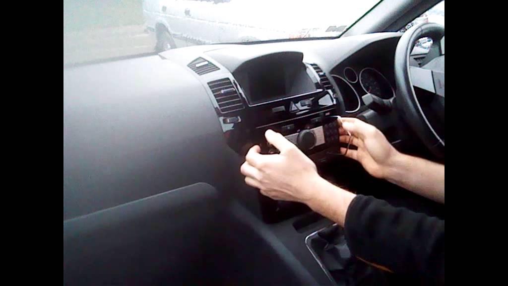 radio removal any vauxhall  2000 2012  justaudiotips Opel Corsa 2013 opel corsa b fuse box diagram