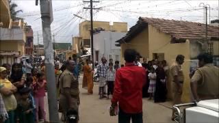 மக்கள் அதிகாரம் : காவல் துறையை கலங்கடித்த கருணாநிதி நகர் மக்கள் !