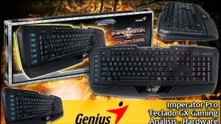 Teclado Imperator Pro GX Gaming [Hardware]
