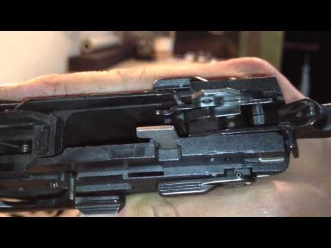 limitations of the trigger job on an hk p30