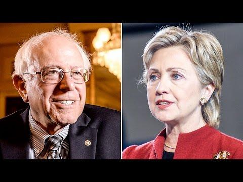 Pro-Hillary Super PAC Attacks Bernie: Establishment Corporatists vs Populists