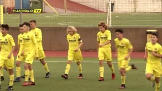 Resumen: Villarreal Infantil A 3-0 Valencia Infantil A