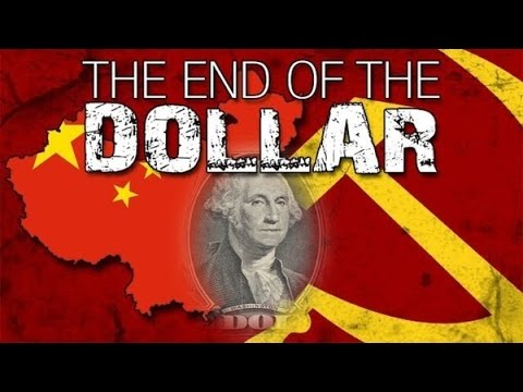 WARNING: China Plans Global Collapse Of U.S. Dollar, Taking Our Land, & Moving In!